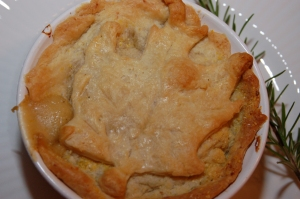 Root Vegetable Pot Pie
