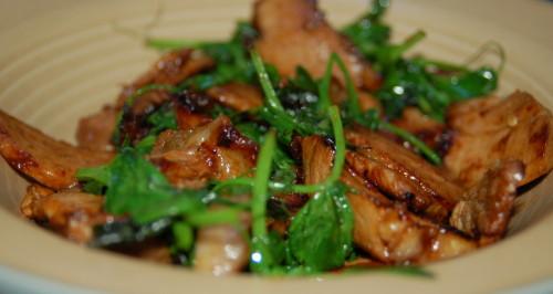Pork Stir Fry