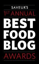 Nominated for a 2010 Saveur Magazine Food Blog Award: Best Regional Blog